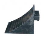 Плита подкладная угловая 250х185х195 66044-67